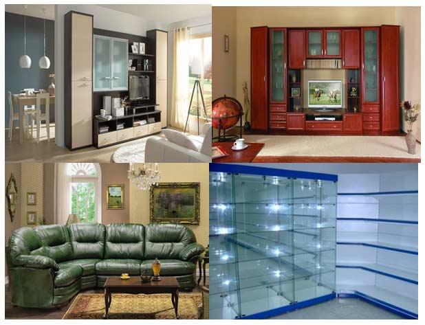 Перевозка мебели и торгового оборудования